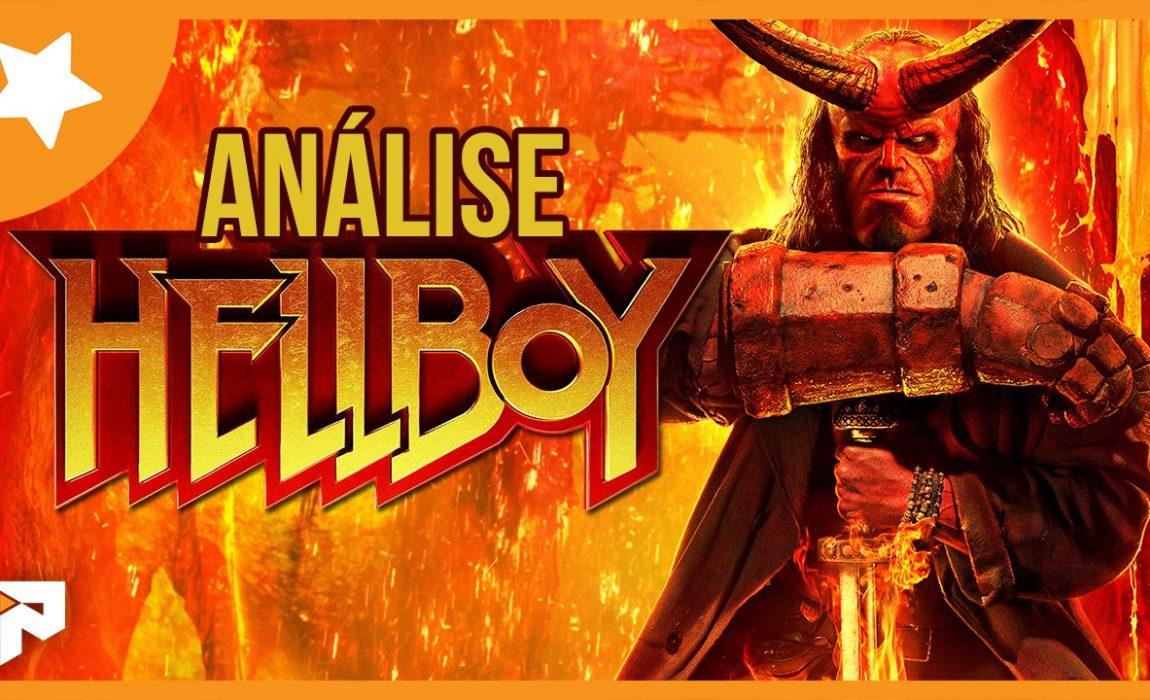 Análise – Hellboy