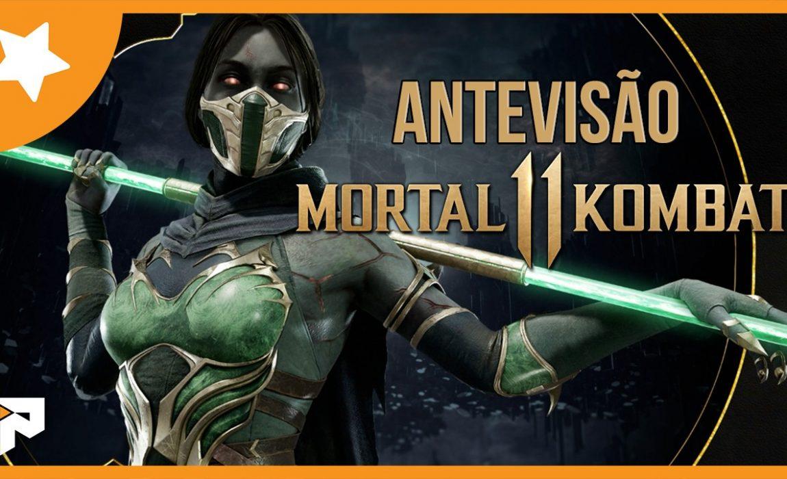 Antevisão – Mortal Kombat 11