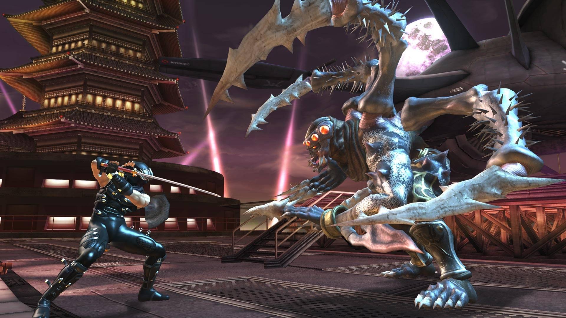Ninja Gaiden 2 Fable 2 Fable 3 E Outros Sao Agora Xbox One X