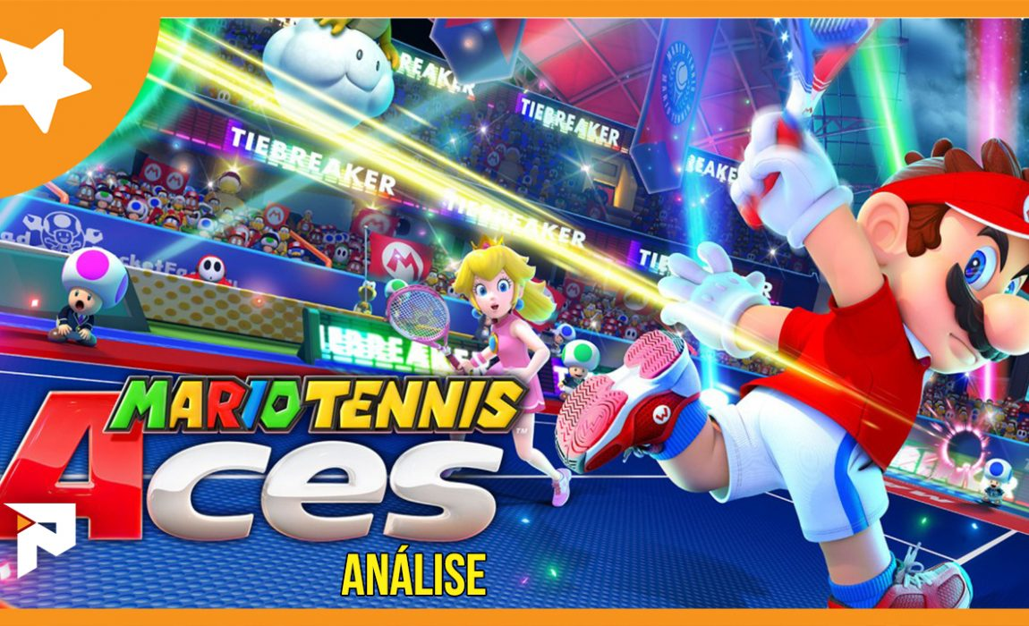 Análise – Mario Tennis Aces