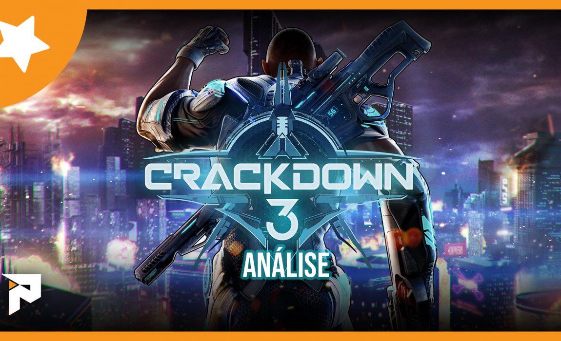 Análise – Crackdown 3