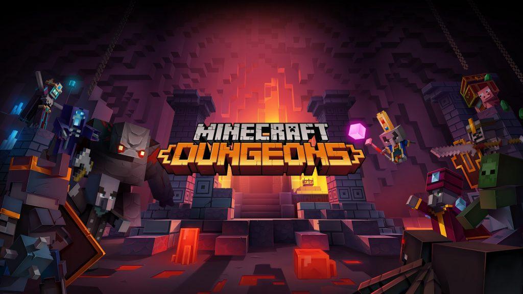 Resultado de imagem para minecraft Dungeons